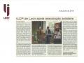 """L'ILCP soutient l'association """"Partenaires"""" - Juin 2016"""