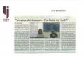 l'ILCP reçoit Joaquim Furtado, journaliste à la RTP - 2015