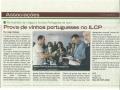 Dégustation de vins portugais - Avril 2013