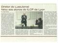 Rencontre avec le directeur de LusoJornal - Février 2012