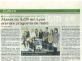 Les élèves de l'ILCP animent une émission de radio - Décembre 2011