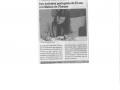 Une écrivaine portugaise de 15 ans à la maison de l'Europe - Décembre 2008