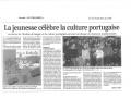 La jeunesse célèbre la culture portugaise - Décembre 2006
