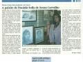 Exposition de l'artiste peintre Daniela Sofia de Sousa Carvalho - Mai 2006