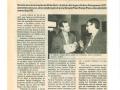 Commémoration de la révolution des oeillets - Mai 1998