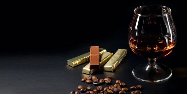 Chocolat alcool for Alcool de verveine maison