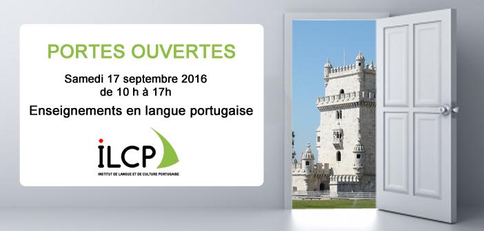 Portes ouvertes de l'ILCP septembre 2016