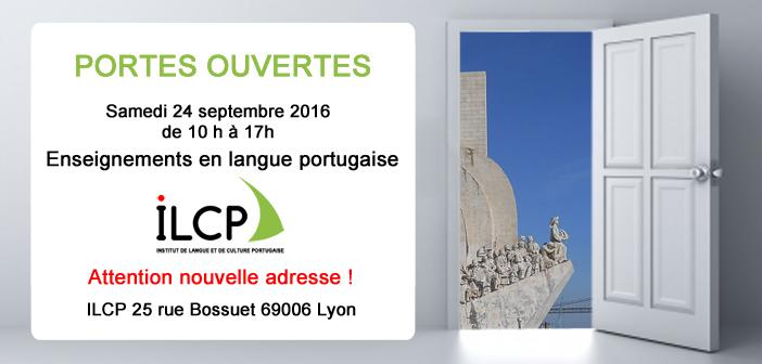 Portes ouvertes ILCP 24 septembre 2016