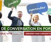 Inscrivez-vous pour les cours de conversation en Portugais