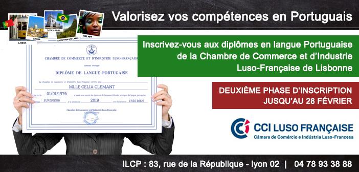 illustration pour le diplôme de la CCI