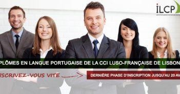 illustration diplôme de la CCI Luso Française de Lisbonne