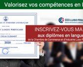 Valorisez vos compétences en Portugais avec les diplômes de la CCI Luso-Française