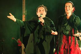 photo chanteurs de Fado