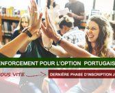 Stage de renforcement pour l'option Portugais au BAC et au BTS