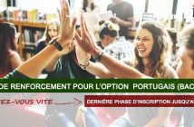 illustration stage de renforcement option Portugais au BAC et BTS