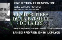 affiche Projection rencontre avec Carlos Pereira
