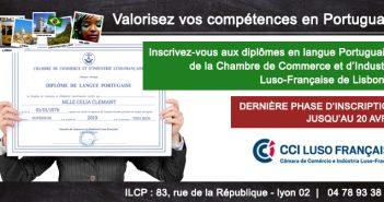 préparation du diplome de la CCILF
