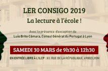 illustration de l'événement Ler Consigo à l'ILCP
