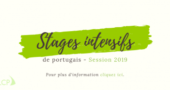 stage intensif portugais