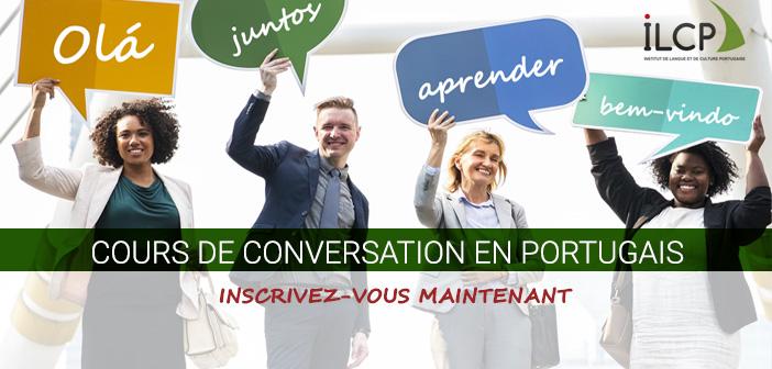cours de conversation en portugais - ILCP
