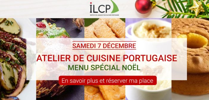 Atelier de cuisine portugaise – Menu spécial Noël