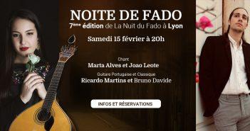 illustration 7ème Nuit du Fado à Lyon