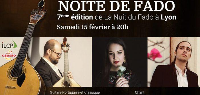 7° édition de la nuit du Fado | samedi 15 février à 20h