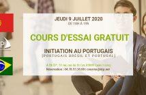 cours d'essai gratuit de portugais avec l'ILCP