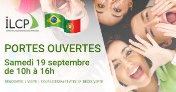 journées portes ouvertes septembre 2020 à l'ILCP