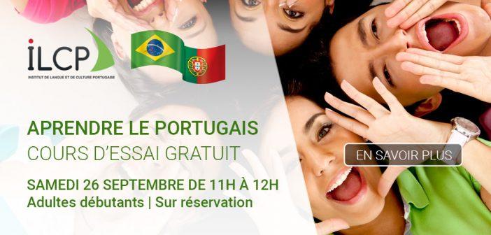 Initiez-vous au portugais cette année!