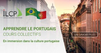 apprendre le portugais en cours collectifs avec l'ILCP