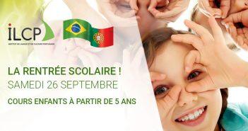 rentrée scolaire des enfants samedi 26 septembre à l'ILCP